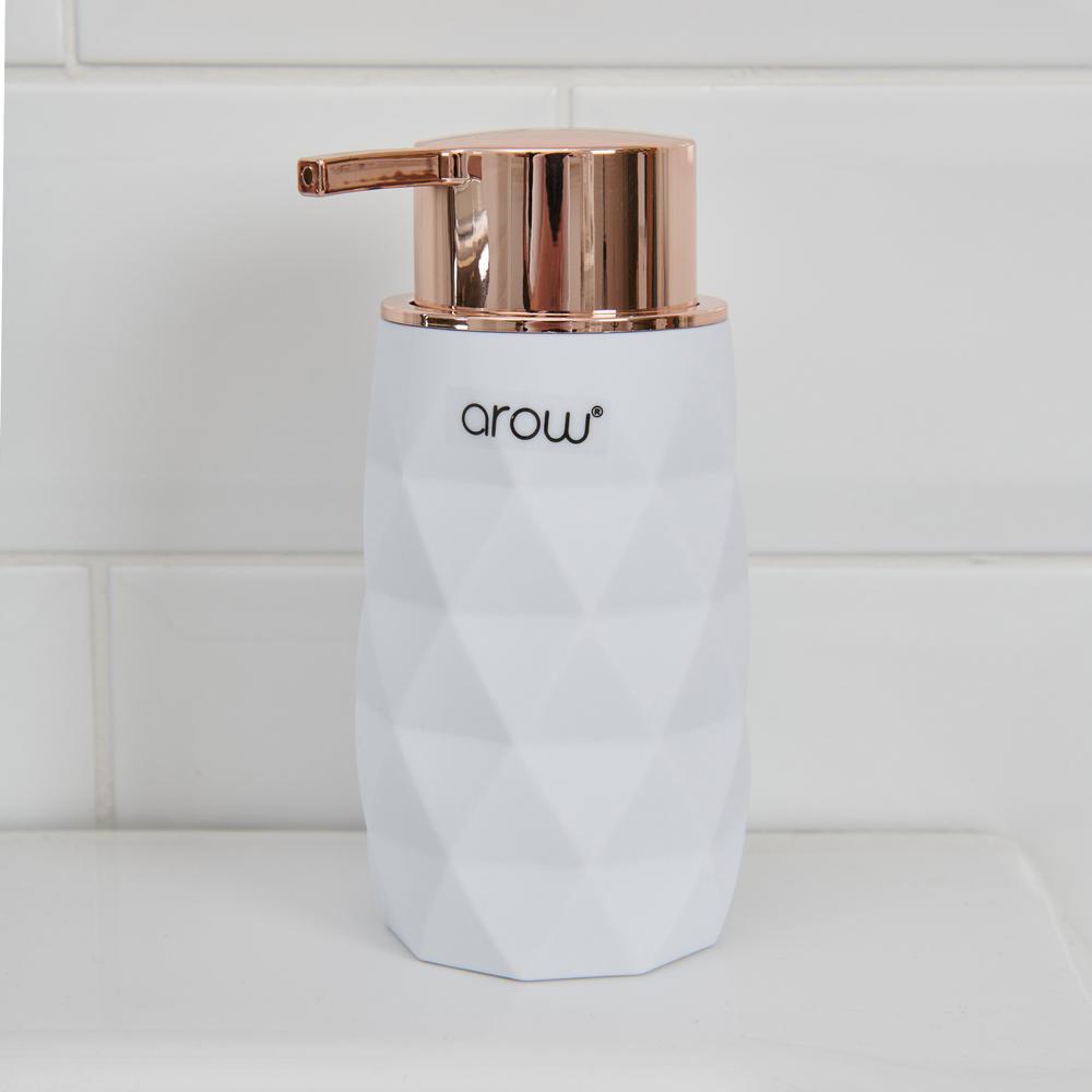 Arow Yumuşak Dokulu Lüx Sıvı Sabunluk - Asorti
