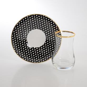 Öcl Puantiyeli Çay Seti - 170 ml