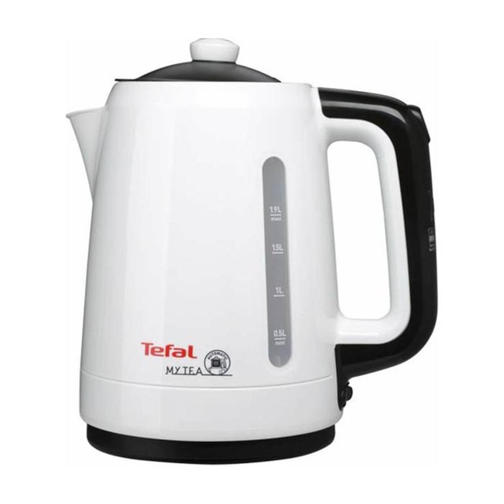 Tefal BJ201F41 My Tea Cam Demlikli Çay Makinesi - Beyaz