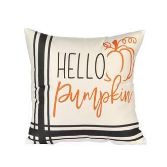 Missia Home Sonbahar Serisi Hello Pumpkin Desenli Kırlent