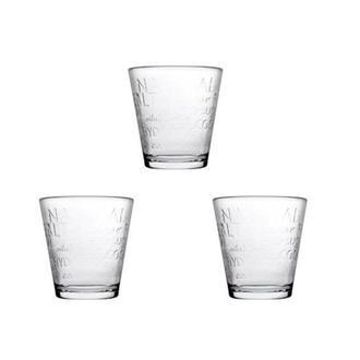 Paşabahçe 520516 City Pop 3'lü Bardak - 250 ml