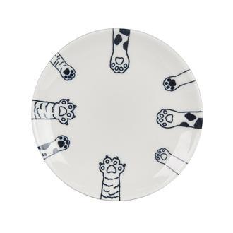 Tulu Porselen Pati Tatlı Tabağı - 19 cm