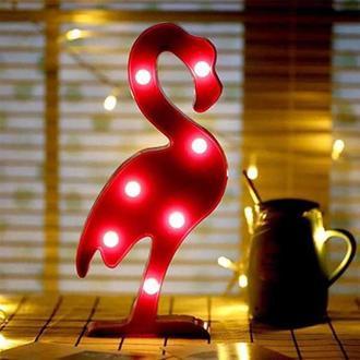 Petrix Flamingo Led Dekoratif Aydınlatma