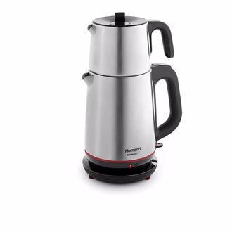 Homend Royal Tea 1711HInox Çay Makinesi