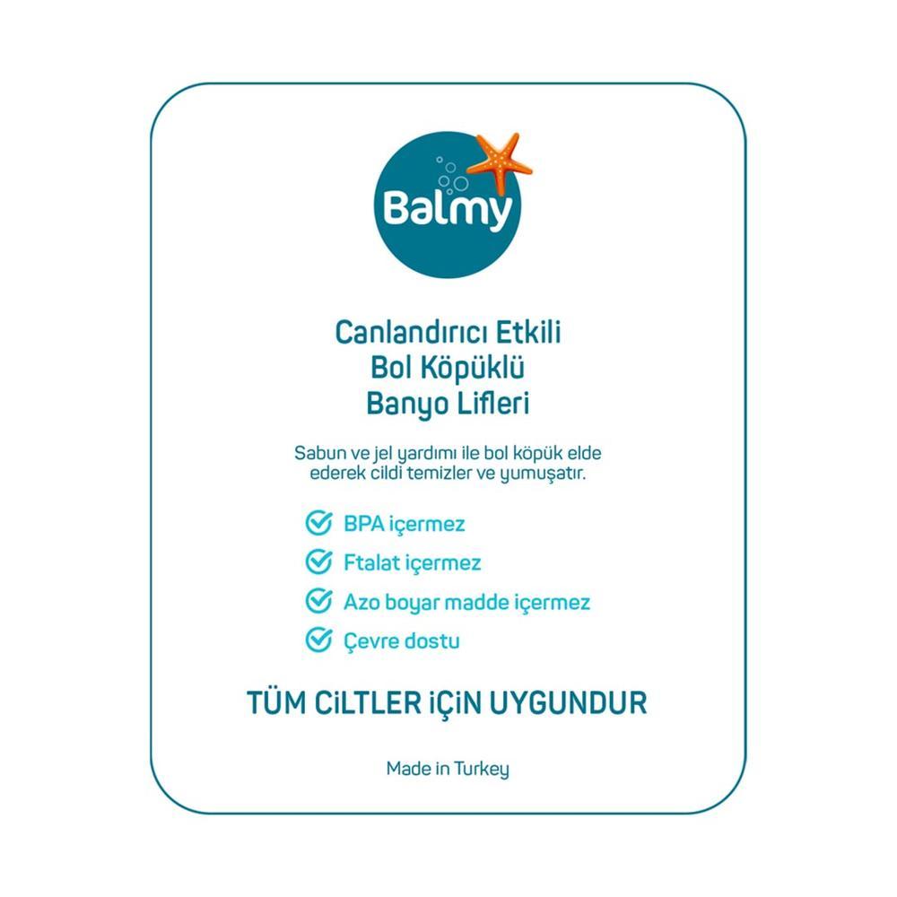 Balmy Banyo Lifi - Asorti - XL