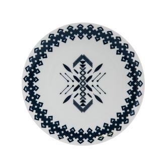 Tulu Porselen Bella Tatlı Tabağı - 19 cm