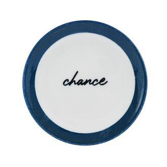 Tulu Porselen Chance Tatlı Tabağı - 15 cm