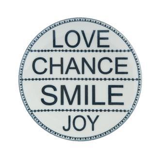 Tulu Porselen Joy Tatlı Tabağı - 19 cm