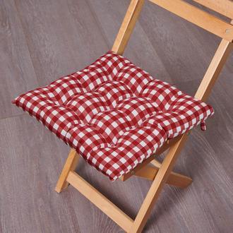 Nuvomon Pötikare Sandalye Minderi - Kırmızı