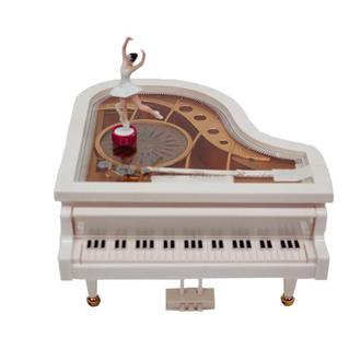 MNK Home Balerinli Piyano Müzik Kutusu