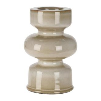 Q-Art Beyaz Tealight Yüksek Mumluk - 15 cm
